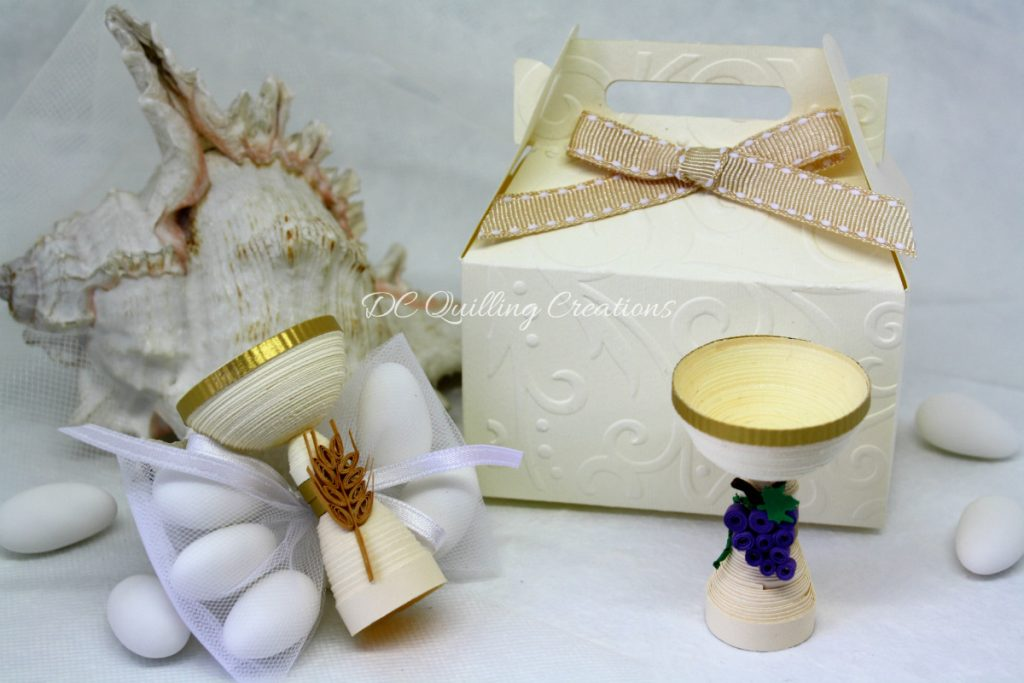 calice quilling