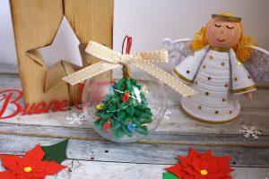 pallina sfera natalizia 3d