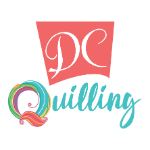 logo dc quilling