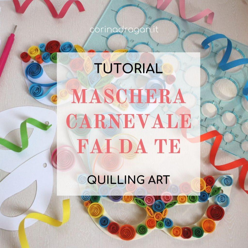 Quadretti Fai Da Te tutorial quilling - dc quilling