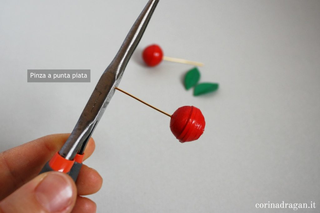 tutorial orecchini di carta
