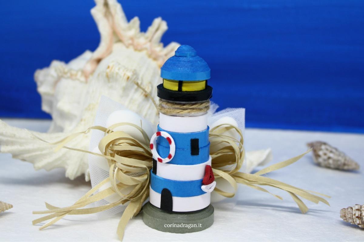 oggetto decorativo marittimo