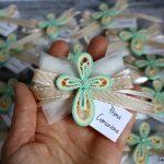 croce calamita bomboniera comunione