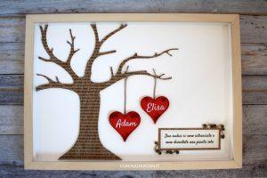 quadro regalo san valentino