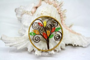 accessorio bomboniera albero della vita