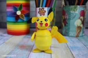 pokemon pikachu quilling 3d