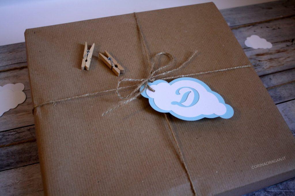 come fare un pacchetto regalo originale