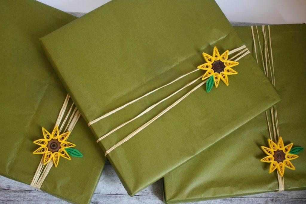 come fare un pacchetto regalo elegante