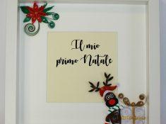 cornici portafoto natalizie