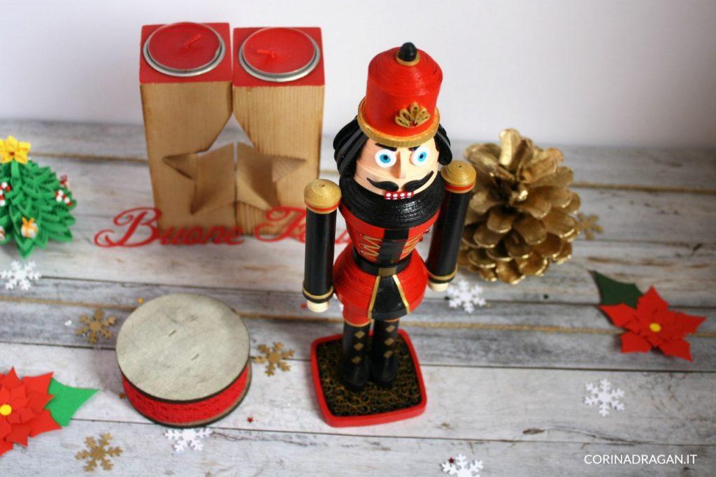 soldatini schiaccianoci di Natale da collezione