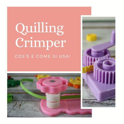 strumento di crimpatura quilling